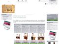 Bain et Teck : meubles en teck pour votre salle de bain