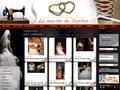 La Mariee de Sophie : vêtement mariage, cocktails, et lingerie - robes de mariée en deux parties