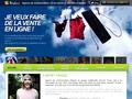 Fruizz : création de site e-commerce, design, référencement, design web et le community management
