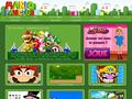 Mario Fan Club : Jeux en flash pour le Fans de Mario - pour jouer sur votre PC