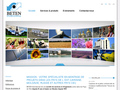 Beten International : projets environnementals, industriels, �nerg�tiques et agricoles en Russie