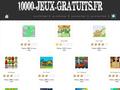 10000 Jeux Gratuits : jeux gratuit en flash pour les enfants et les plus grands - nombreux thèmes
