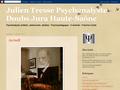 Julien Tresse : psychanalyste à domicile pour enfants, adolescents et adultes - Jura