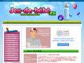 Jeu de B�b� : petits jeux gratuit en flash � jouer en ligne pour l'�veil des b�b�s et des enfants