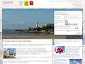 Hôtel Colinette : hôtel en bord de mer à Royan - chambres confortable, jardin, terrasse et wifi