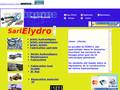 Sarl Elydro-C : matériel hydraulique