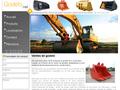 Astrak Group : godets de manutention pour mini pelle, pelle, tractopelle et tracteur - manutention