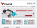 IP Connect : logiciel pour call center et téléphonie IP