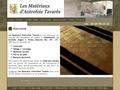 Matériaux d'Autrefois : cheminées, carrelages, dallages, pavés, pierre de taille, matériaux anciens et éléments décoratifs