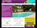 Margelles Piscine : leader de la plage de piscine prés de Carcassonne - dalles de béton de qualité