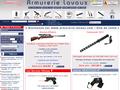 Armurerie Lavaux : armes de loisirs, air soft, chasses, défense, alarme et carabines à plomb