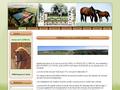 Haras de Floreval : vente de chevaux, dressage de chevaux et pension pour chevaux - prés d'Arpajon