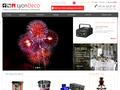 Lyon Deco : mat�riel pour l��v�nementiel sur Lyon et sa r�gion - d�coration, son et lumi�re