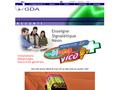 Gda Enseignes : fabrique et assure la pose de tous les produits de signalétique d'entreprise