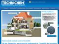 Technichem : produits d'assèchement pour éliminer l'humidité dans les bâtiments