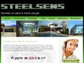 Steelsens : bâtisseur de maison contemporaine à ossature acier éco énergétique - normes BBC