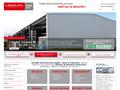 Legoupil Industrie : construction de bâtiments industriels à louer ou à vendre
