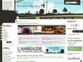 Guide Medoc : guide touristique et commercial de la région viticole du Médoc en Gironde - Bordeaux