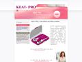 Keat Pro : appareil de rééducation périnéale à domicile - solution contre l'incontinence urinaire
