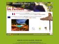 Camping Les Paillotes : camping familial à Ruoms en Ardèche - location de mobil home ou de gîte