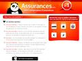 Assurances : comparateur d'assurances auto, habitation ou mutuelles