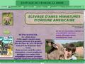 Elevage Du Clos De La Dime : élevage d'ânes miniatures aux environs de Paris