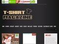 T-Shirt Magazine : information sur les tee shirt et ses tendances