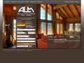 Alm : location et de vente de chalets et appartements en Suisse