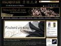 Foulard en Soie : magasin en ligne de  foulard, étole en soie et carré en soie pour femme et homme