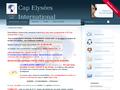 Capdom : domiciliation commerciale de votre entreprise à Paris - Cap Elysées International
