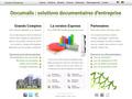 Documalis : logiciel pour dématérialisation des documents d'entreprise, courriers et factures