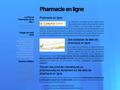Pharmacie : aide, conseil et information sur l'achat de médicaments sur des parapharmacies en ligne