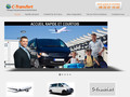 C-Transfert : société spécialisée dans le transport porte à porte - Paris Beauvais