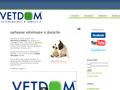 Vetdom :  vétérinaires à domicile sur Narbonne et sa région pour chien, chat et animaux de compagnie