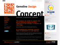 Gemeline Design : conception, refonte et cr�ation d'identit� visuelle - c�ut comp�titif