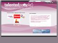 Talented People : regroupe les CV et profils de salariés du jeu vidéo