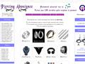 Piercing Abondance : vente de piercings, tatouages et bijoux fantaisies à prix attractifs
