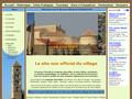 Puissalicon : église gothique de Puissalicon en Occitanie - architecture et vignoble en Languedoc