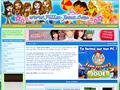 Filles Jeux : jeux d'habillage, maquillage, cuisine, décoration, séduction et de coiffure