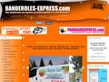 Banderoles Express : banderoles, calicots et affiches imprimés sans vous déplacer - qualité et prix
