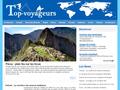 Top Voyageurs : destinations de rêve dans le monde et yoyages pour personnes handicapées