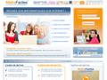 Maths Faciles : site de perfectionnement en mathématiques - progrès et réussite en mathématique