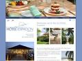 Hotel de charme Senegal l'Espadon 4 étoiles
