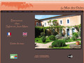Le Mas Des Oules : gite, maison et chambre d' hôte au sud de la France, dans le Gard prés d'Uzès
