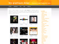Gallica Web : relookez votre site internet avec nos kits graphiques pro pour CMS - charte