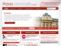 Haas Avocats : Maître Gérard Haas, avocat, défend et protège les acteurs de l'internet
