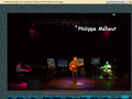 Philippe Méheut : chanteur auteur-compositeur et peintre pour un pectacles en chansons