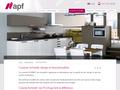 APF Menuiserie : cuisine Schmidt à Etoy en Suisse dans le canton de Vaud