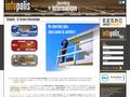 Infopolis : d�veloppement d'applicatifs internet et smartphone Android ou IPhone - e-commerce